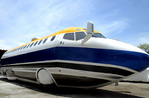 Boeing 727 Limo