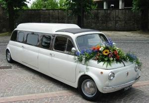 Fiat 500 Limo