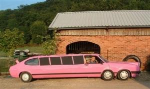 Ford Capri Limousine