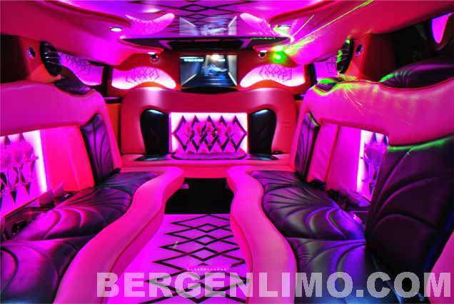 Pink Hummer Limo Service Nj And Ny Bergen Limo