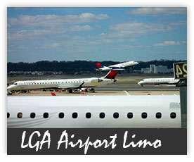 LGA Airport limo