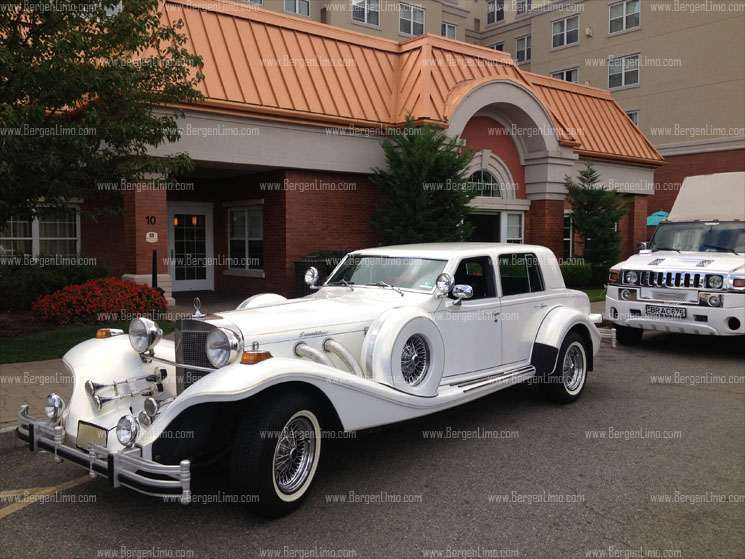 Vintage Limo Service 1956 Excalibur Nj Amp Ny Bergenlimo
