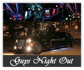Bachelor Party Limo NJ