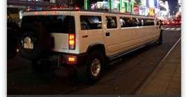 Hummer limo service NY