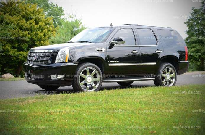 Black Cadillac Escalade Suv For Rent In Nj And Ny Bergen