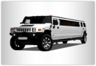 white-hummer-limo-for-wedding