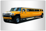 yellow-hummer-limo