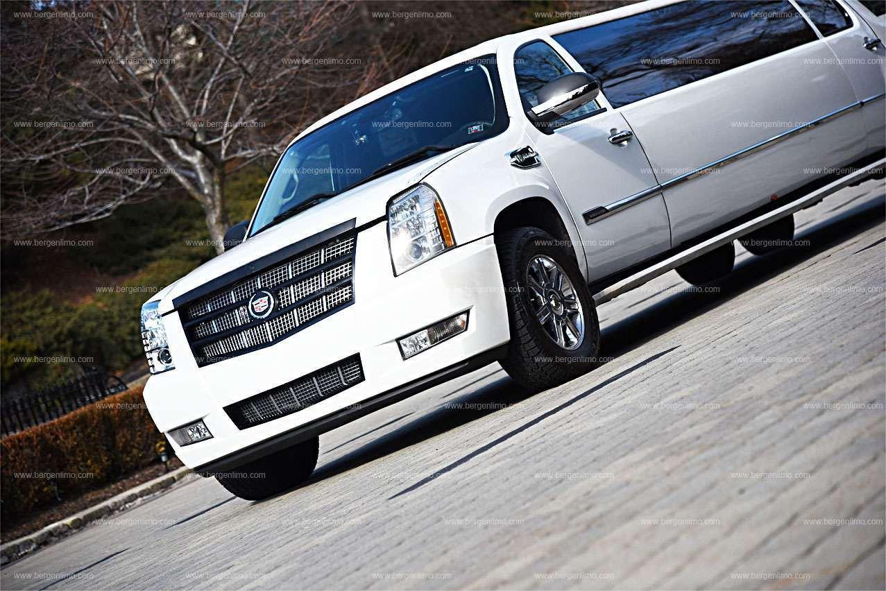 Exotic Car Rental Nj >> Exotic Double Axle Cadillac Escalade Limousine