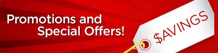Offers & Discounts