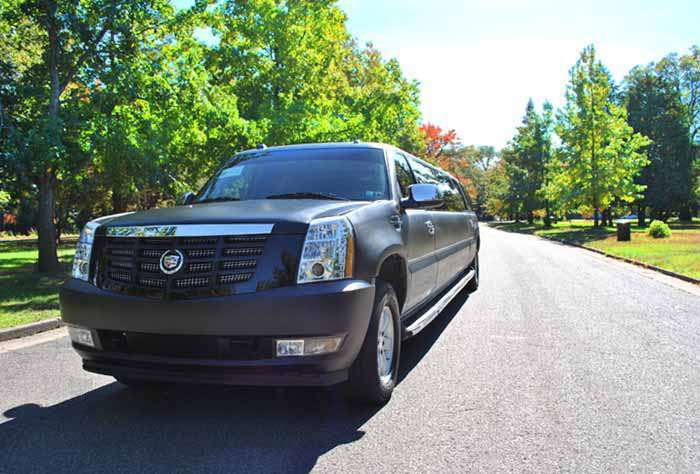 Have You Tried The Executive Black Cadillac Escalade SUV Chauffeur Service?