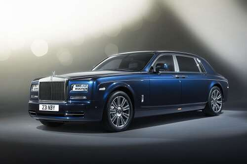 The Phantom by Rolls Royce