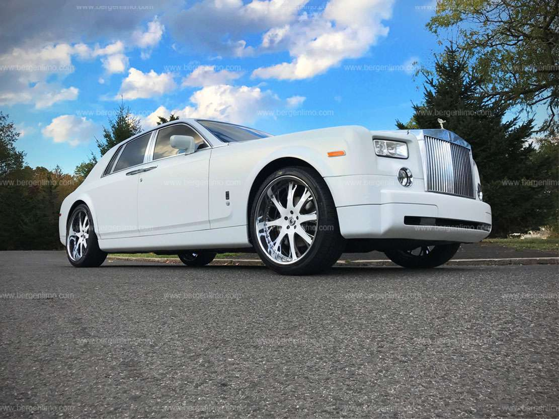 Rolls Royce Phantom Page