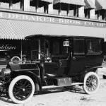 1908 Stude Limo